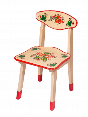 Chair for child 2 with painting
