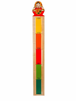 "Height meter ""Matryoshka"""