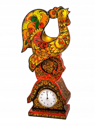 "Table clock ""Hutorok""570*250*120"