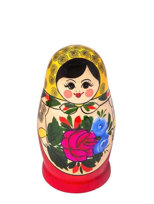 Matryoshka traditional 6 pcs