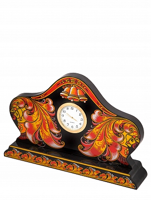 "Table clock ""Bells"" 250*170*50"